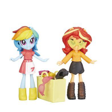 My Little Pony小馬寶莉小馬國女孩系列 迷你小馬國女孩迷你衣櫃 - 隨機發貨
