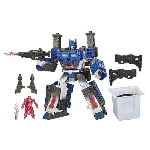 Transformers變形金剛世代系列塞伯坦之戰N無敵戰將