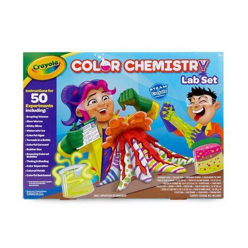 Crayola繪兒樂繪兒樂色彩科學DIY實驗組