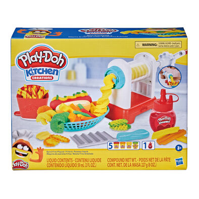 Play-Doh Spiral Fries Playset