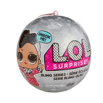 L.O.L. Surprise!驚喜寶貝蛋 閃爍掛飾