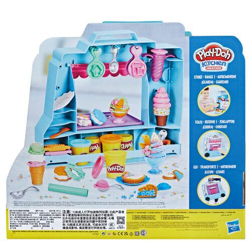 Play-Doh培樂多廚房系列 冰淇淋車遊戲組