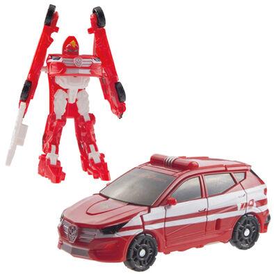Hello Carbot衝鋒戰士 迷你衝鋒戰士 打火艾斯