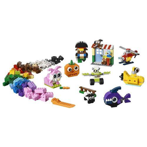 LEGO樂高 11003 大眼顆粒套裝
