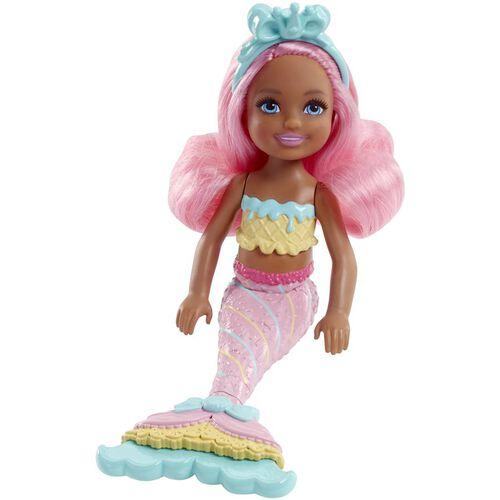Barbie芭比夢托邦雀兒喜(小凱莉)小美人魚