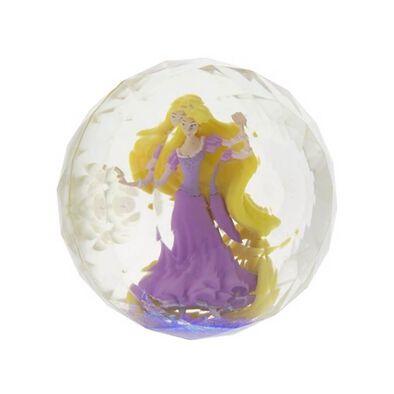 Disney迪士尼長髮公主水晶球