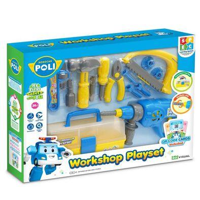 Robocar Poli波力救援小英雄波力寶寶工具箱