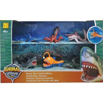 Animal Zone動物叢林 深海魚類收藏組