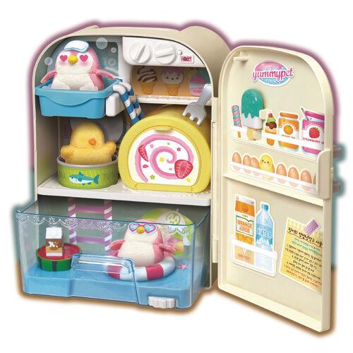 Mimi World 貪吃企鵝小冰箱