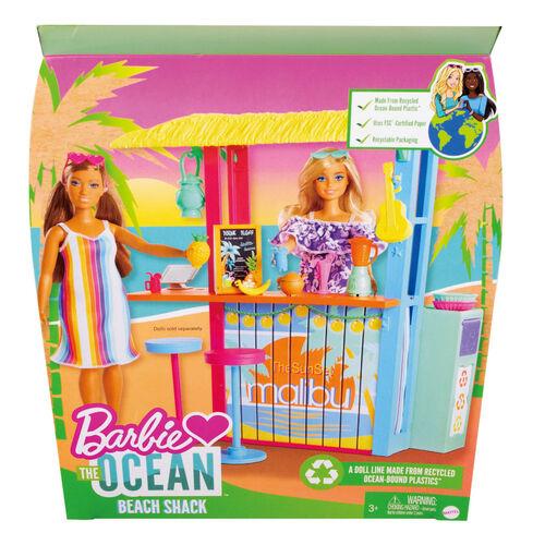Barbie芭比愛海洋海灘小舖