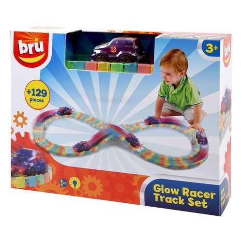 BRU Infant & Preschool 發光軌道組