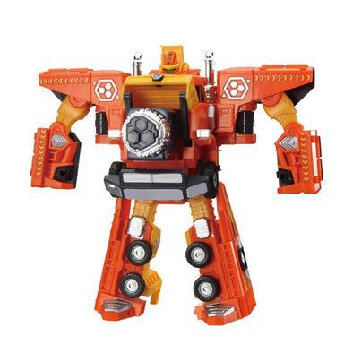 Hello Carbot衝鋒戰士咖寶車神超能米德