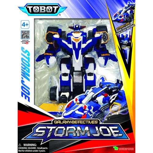 Tobot機器戰士 STORM JOE