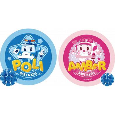 Robocar Poli波力救援小英雄 好動感吸盤球 波力