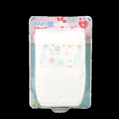 Baby Blush 玩具娃娃尿布-6片裝