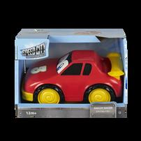 Speed City極速城市 Junior寶寶推推小車-賽車紅