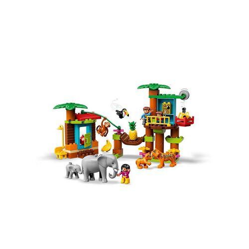LEGO樂高得寶系列 熱帶島嶼