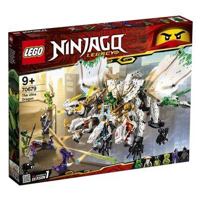 LEGO樂高旋風忍者系列 70679 超級巨龍 積木 玩具
