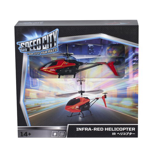 Speed City極速城市 紅外線直升機