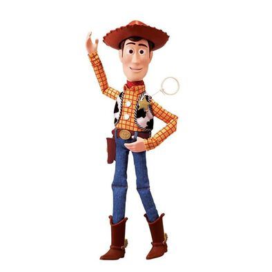 Toy Story玩具總動員4 1:1有聲人偶胡迪
