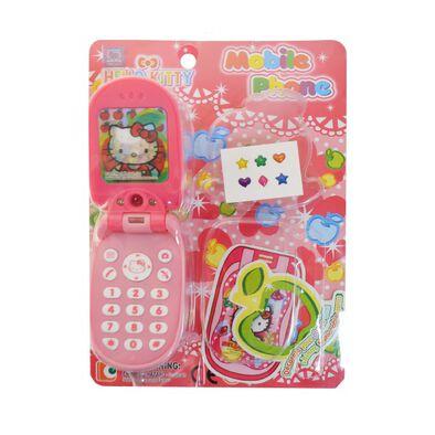 Hello Kitty凱蒂貓聲光手機