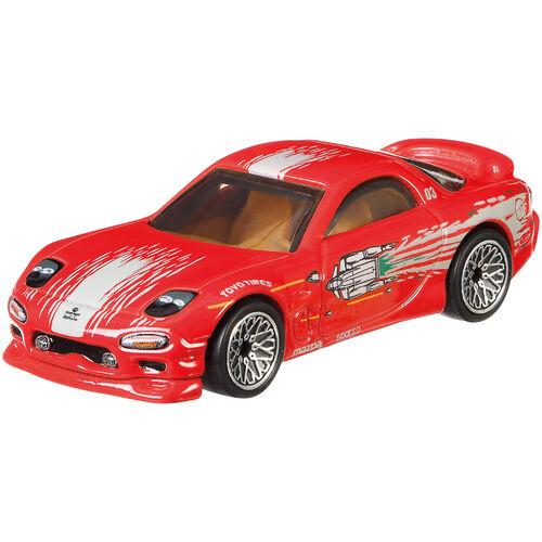 Hot Wheels風火輪玩命關頭系列Fast & Furious合金車系列