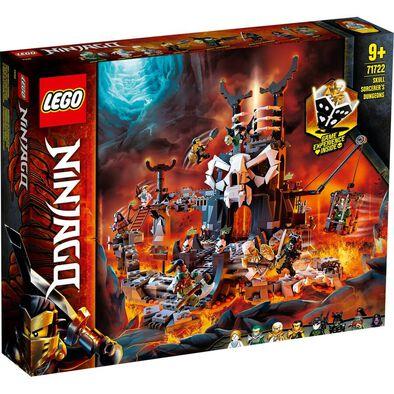 LEGO樂高 71722 骷髏頭巫師地牢