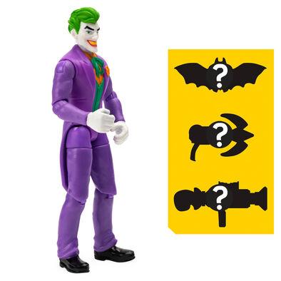 Batman-4吋蝙蝠俠反派可動人偶