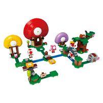LEGO樂高71368 超級瑪利歐奇諾比奧的尋寶之旅