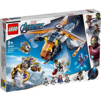 LEGO樂高漫威超級英雄系列 LEGO Marvel Avengers Avengers Hulk Helicopter Rescue 76144