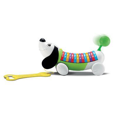LeapFrog跳跳蛙 彩虹字母小狗(綠)