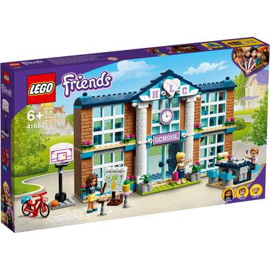 Lego樂高 41682 心湖城學校