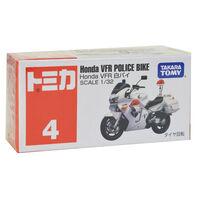 Tomica多美 No﹒4 Honda Vfr Police Bike