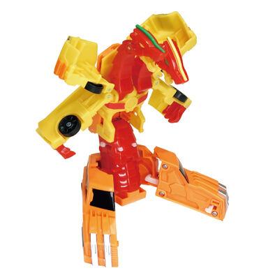 Hello Carbot衝鋒戰士咖寶車神究極魔龍