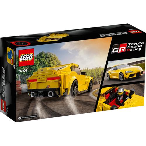 Lego樂高 76901 Toyota GR Supra