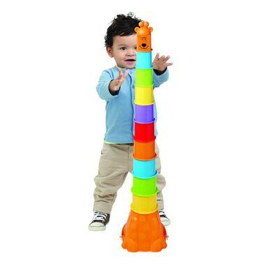 BRU Infant & Preschool 小熊寶雲 寶寶疊杯樂