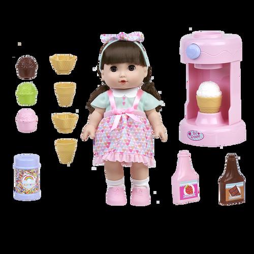 Baby Blush 小貝拉娃娃冰淇淋派對