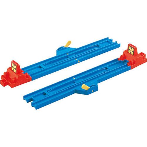 Plarail鐵道王國系列 火車配件 R-8 停車轉轍器