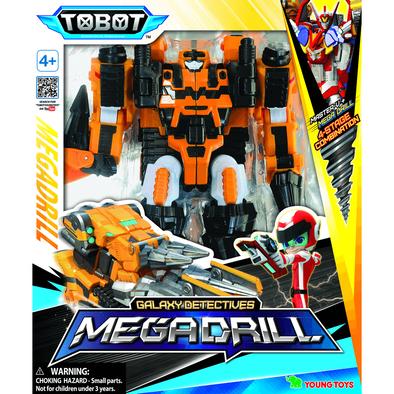 Tobot機器戰士 宇宙奇兵鑽頭