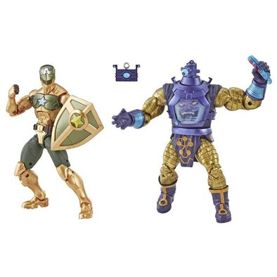 Marvel 6-inch LEGENDS HAIL HYDRA 2PK