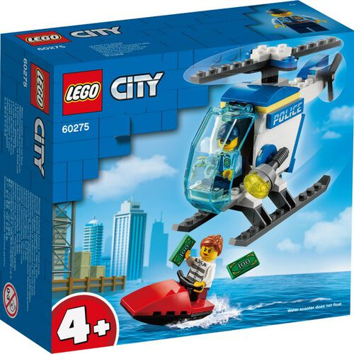 LEGO樂高 60275 警用直升機