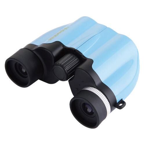VisionKids Binoculars Set 高性能10X雙筒兒童望遠鏡 粉藍