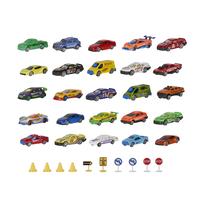 Speed City極速都市 35件小車配件組