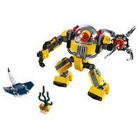LEGO樂高 31090 水底機器人