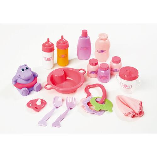 You & Me 寶寶日用品玩具組