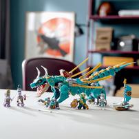 Lego樂高 Ninjago 71746 叢林龍