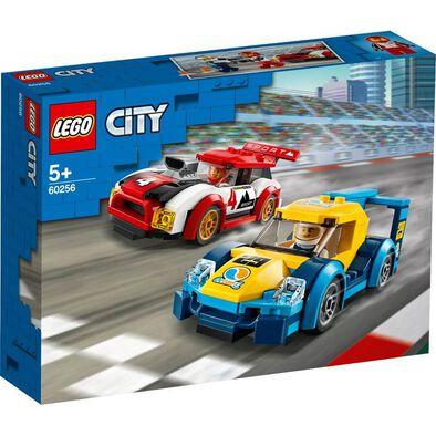 LEGO樂高城市系列 賽車 60256