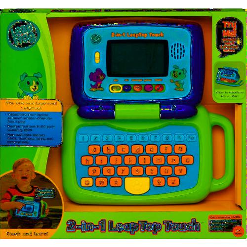 LeapFrog跳跳蛙 翻轉小筆電(綠)