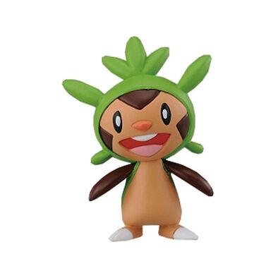 Pokemon寶可夢 Moncolle #07 哈力栗