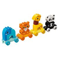 LEGO樂高 10955 動物火車